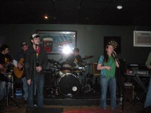 Nate and Kat sing FOTC