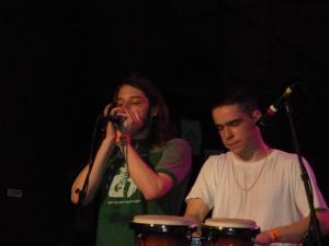 Matt Kirby and John Mclaughlin of Baylock at Lupo's