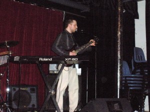 Paul Caraher of Funkatronic