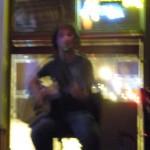 Kyle Nicholas at The City Cafe