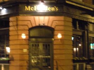 McFadden's in Providence