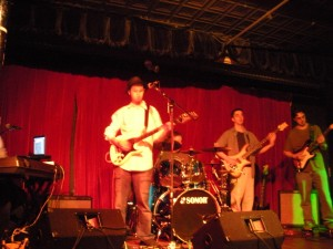 The Muve, partial Band Shot