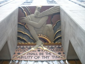 """""""Wisdom and Knowledge Shall be the Stability of Thy Times"""""""