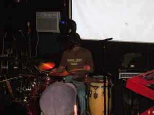 Will Evans (Drums and Vocals)